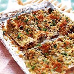 レタスクラブの簡単料理レシピ ほのかなマスタード風味がアクセントに「さんまのパン粉焼き」のレシピです。