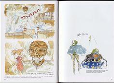 Spirited Away: 046 Miyazaki Spirited Away, Hayao Miyazaki, Fair Girls, Spirit World, Fantasy Films, Totoro, Studio Ghibli, Book Art, Animation