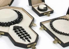 Sissi Mourning Jewelry