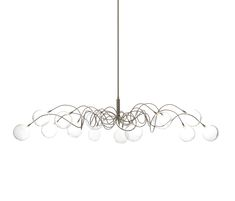 BIG BUBBLES OVAL PENDANT LIGHT 14 - Designer General lighting from HARCO LOOR ✓ all information ✓ high-resolution images ✓ CADs ✓ catalogues ✓..