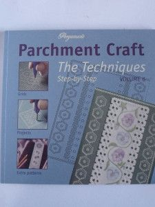 Grids can be used to make beautiful Lacework on Parchment paper. There are different sorts of grids available, some are just a plain series of holes in either a straight or diagonal pattern. These…