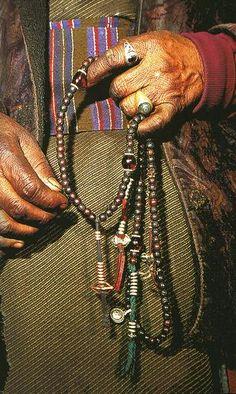 Prayer beads http://blessedwildapplegirl.tumblr.com/post/417753005
