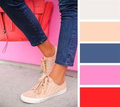 the best attitude 8138e 399d7 Combinaciones de colores que funcionan en tus looks – LOST IN VOGUE by  Eli Eli – Blog
