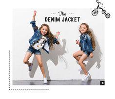 Cotton On Kids Denim Lookbook