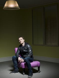 Michael Fassbender photographed by Pal Hansen 2011