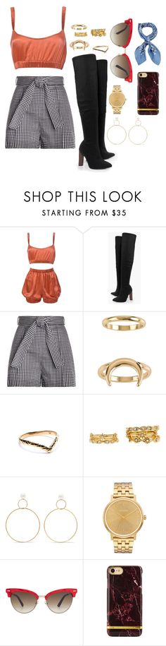"""""""Untitled #237"""" by rcjulifs on Polyvore featuring Roses Are Red, Boohoo, Zimmermann, Billabong, Puck Wanderlust, Luv Aj, Natasha Schweitzer, Nixon, Gucci and Manipuri"""