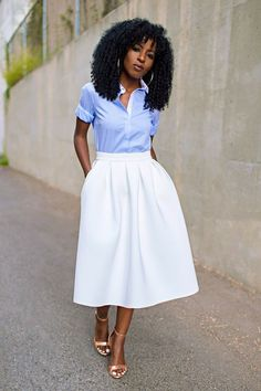 30 Pretty outfits African Girls Fashion 2015 For Black Teen   Wavy Girl Hair