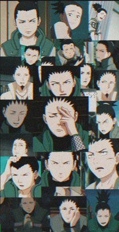 Kakashi Hatake, Naruto And Shikamaru, Art Naruto, Manga Naruto, Naruto Cute, Naruto Shippuden Sasuke, Hinata, Boruto, Shikamaru Wallpaper