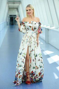 Dorota Doda Rabczewska.. Polish Girls, The Dress, Celebs, Sexy, Marrakech, Dresses, Fashion Outfits, Fashion Styles, Celebrities