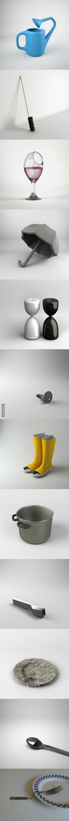 Designed to be useless, ideal for April Fools gifts