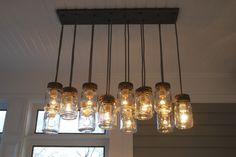 Possible replacement for the track lighting in my kitchen.