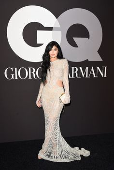 All the best and worst dresses from the Grammys including photos of Kendall Jenner, Kylie Jenner, Khloe Kardashian Kylie Jenner Outfits, Kylie Jenner Vestidos, Kylie Jenner Mode, Looks Kylie Jenner, Estilo Kylie Jenner, Kendall And Kylie Jenner, Khloe Kardashian, Beautiful Dresses, Nice Dresses