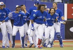 With Guerrero at the helm, the young Blue Jays will have a lot of fun playing together, win or lose Win Or Lose, American League, Sports Figures, Spring Training, Toronto Blue Jays, Major League, Graphic Sweatshirt, Baseball