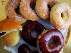 Donuts στο φούρνο ~ γεύσις