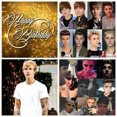 HAPPY BIRTHDAY JUSTIN DREW BIEBER!!!!!! I LOVE YOU SOOOO MUCH! He's been an awesome role model! I love listening to his music and I enjoy everything about him! I love everything the outside and the inside! He literally makes me so happy and I love that I could've been born whenever and him being born in that same lifespan of mine, just blows my mind. And I'm so grateful for that! Thank you for making my like better, Justin! I LOVE YOU SO MUCH!❤❣️