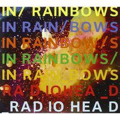 Artist - Radiohead Album - In Rainbows Genre - Rock, Alternative Rock Year - 2008 Front and back album cover and CD. Artwork design by Stanley Donwood. Lp Vinyl, Vinyl Records, Vinyl Music, Vinyl Art, Best Album Art, Radiohead In Rainbows, Rock Internacional, Stanley Donwood, Radiohead Albums