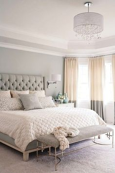 Headboard and neutral color
