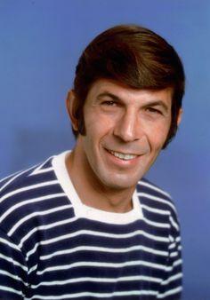 Leonard Nimoy as Spock (Star Trek)
