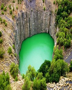 The Big Hole, Kimberley, South #Africa.