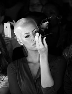 Amber Rose. Beautiful has arrived!!