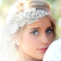 Bridal Headpiece Inspiration