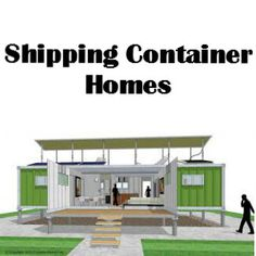 DIY Shipping Container Plans