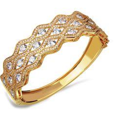 Wholesale fashion Bracelet bangles women Cubic zirconia luxury Bangle New design fashion Jewelry Free shipping #Affiliate