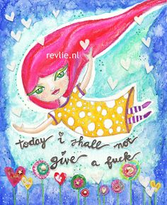 a very special art journal page i created for a sweet friend battling cancer. made by Revlie