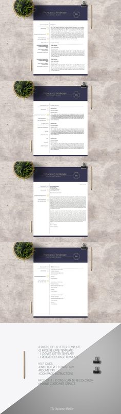 Resume Template 4 Page Management Nursing Resume $1500 - how to build a resume in word