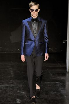Hardy Amies Spring 2013 Menswear Collection
