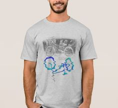 Our BMX Bike Sport Colored Reflection Men's T-Shirt is a radical design just for you. Customize this design onto a hoodie or a tank. Get yours today.