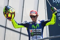 VR46 on the podium at Le Mans! # 2nd