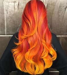 This girl is on fire...@guy_tang does it again with @pravana by modernsalon You can follow me at @JayneKitsch