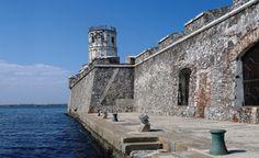 Veracruz, Mexico ~ Castillo de San Juan de Ulua♥ Romancing the stone was filmed here.