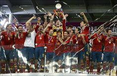 Euro 2012 Champions