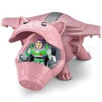 Nave Evil Dr. Porkchops Spaceship - Imaginext Toy Story 3 - Fisher-Price - Disney - Ri Happy