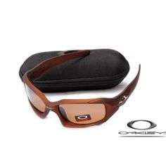 8d6be867813 Fake Oakleys pit boss matte dark brown   VR28 iridium sale