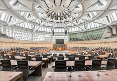 Plenary Hall... by Herbert A. Franke on 500px