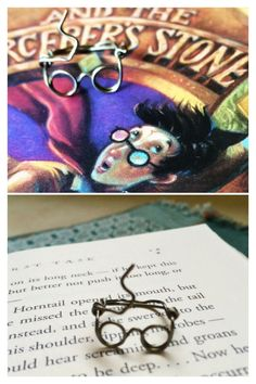How to make a Harry Potter wire glasses ring!!