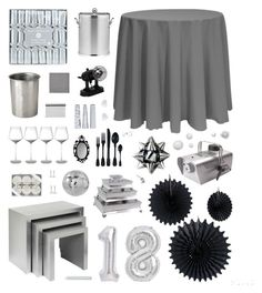 """""""18th Birthday Decor"""" by belenloperfido ❤ liked on Polyvore featuring interior, interiors, interior design, home, home decor, interior decorating, Artecnica, Native Trails, Aspire Home Accents and canvas"""