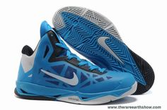 Nike Zoom Hyperchaos X Photo Blue Wolf Grey-Black 536845-400 Online