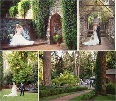 Empire Mine Wedding, Grass Valley, photography by Katie White