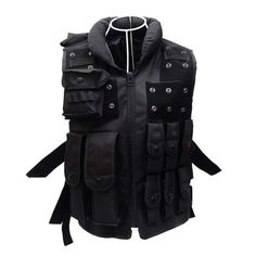 Tactical Hunting Police Vest Airsoft Combat Outdoor Army Military Shooting Molle Protective Assault Equipment Clothing Vests