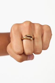 Nail It Ring