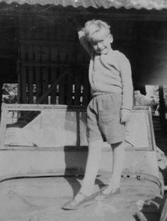 Robert Plant in Pre-school