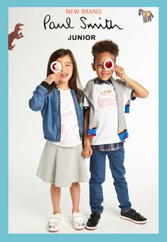 057b666cc Paul Smith for kids with up to 50% off at Childrens Outlet. Look trendy