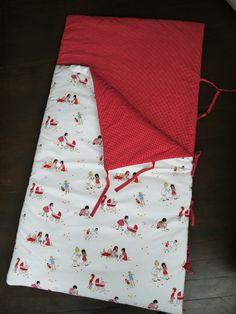 duvet sac de couchage id al pour la maternelle mode gar ons par tribely foinfoin couture. Black Bedroom Furniture Sets. Home Design Ideas