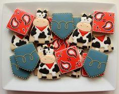 Farm Cookie Platter @SweetSugarBelle {Callye Alvarado} {Callye Alvarado}