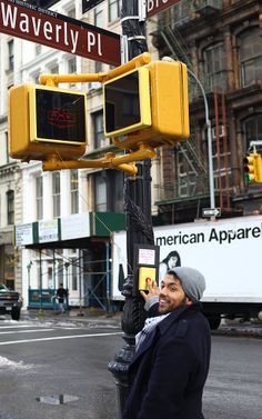 Living Street Signals That Make People Feel Better