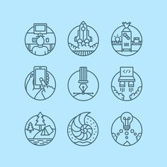 """Fullset actualpixels"" in Logo / icons / Badges"